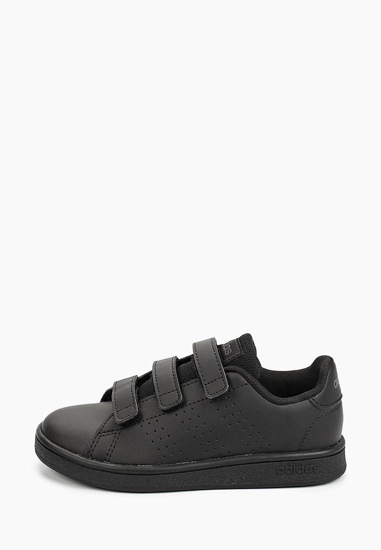 Кеды для мальчиков Adidas (Адидас) EF0222