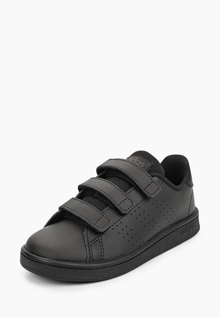 Кеды для мальчиков Adidas (Адидас) EF0222: изображение 2