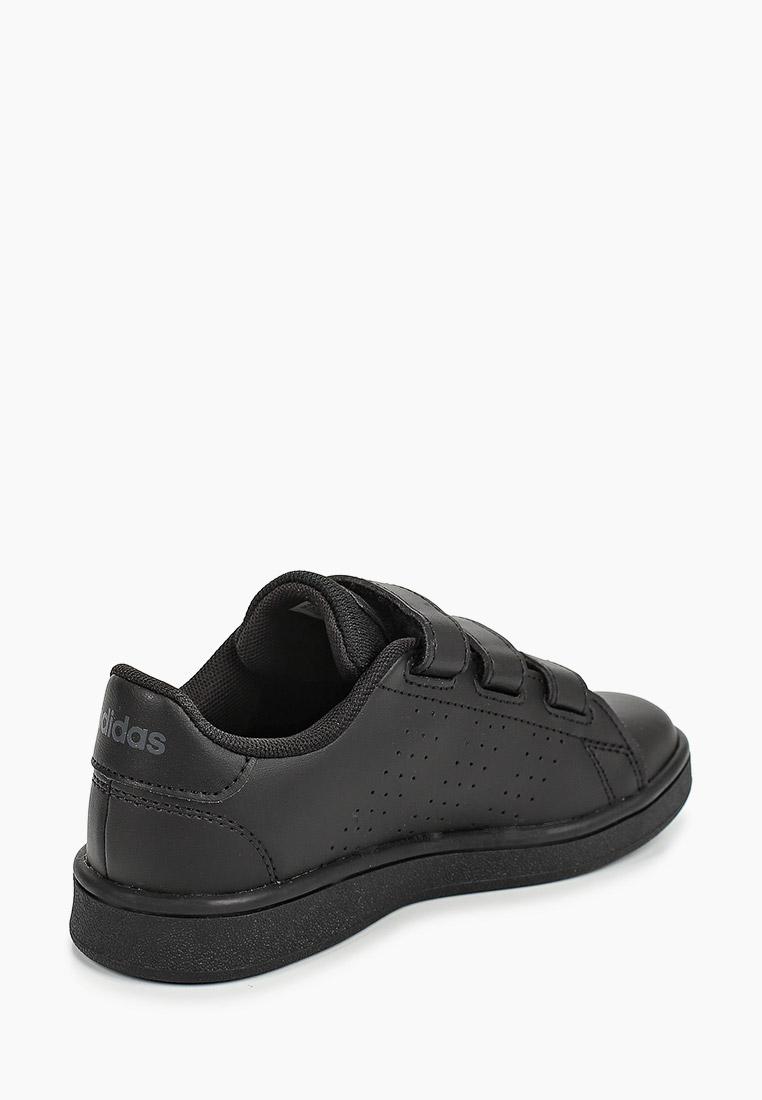 Кеды для мальчиков Adidas (Адидас) EF0222: изображение 3