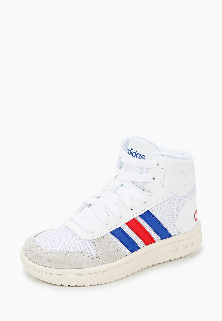 Кеды для мальчиков Adidas (Адидас) FW9121: изображение 2