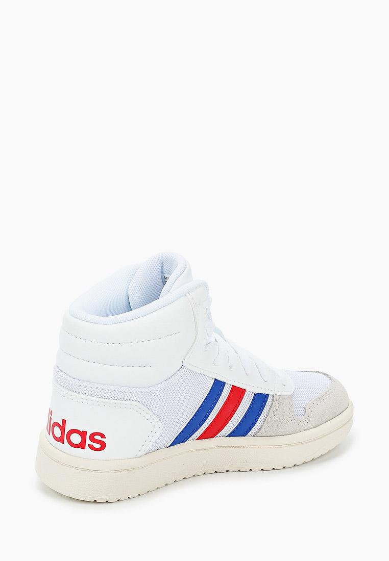 Кеды для мальчиков Adidas (Адидас) FW9121: изображение 3