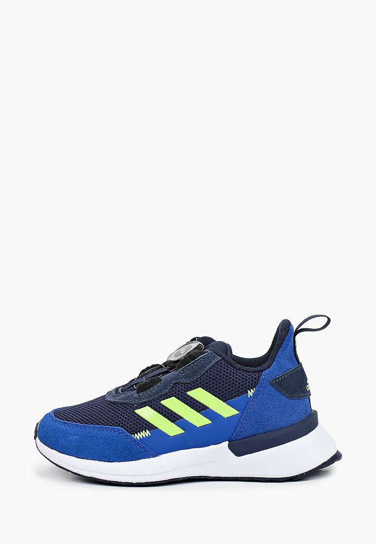 Кроссовки для мальчиков Adidas (Адидас) FW4172: изображение 1