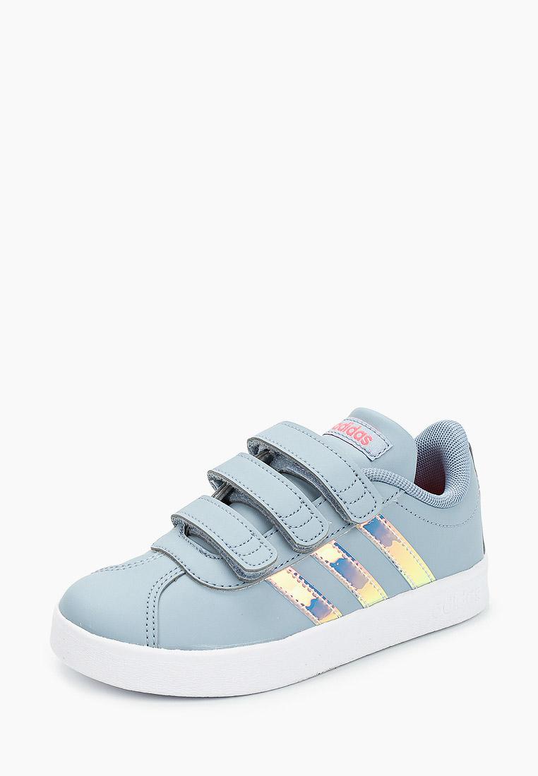 Кеды для мальчиков Adidas (Адидас) FW4958: изображение 2