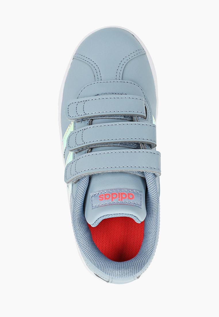 Кеды для мальчиков Adidas (Адидас) FW4958: изображение 4