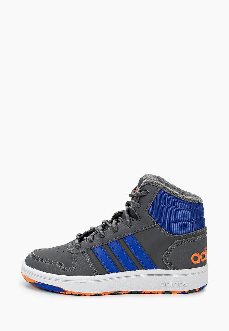 Кеды для мальчиков Adidas (Адидас) FW4278: изображение 1