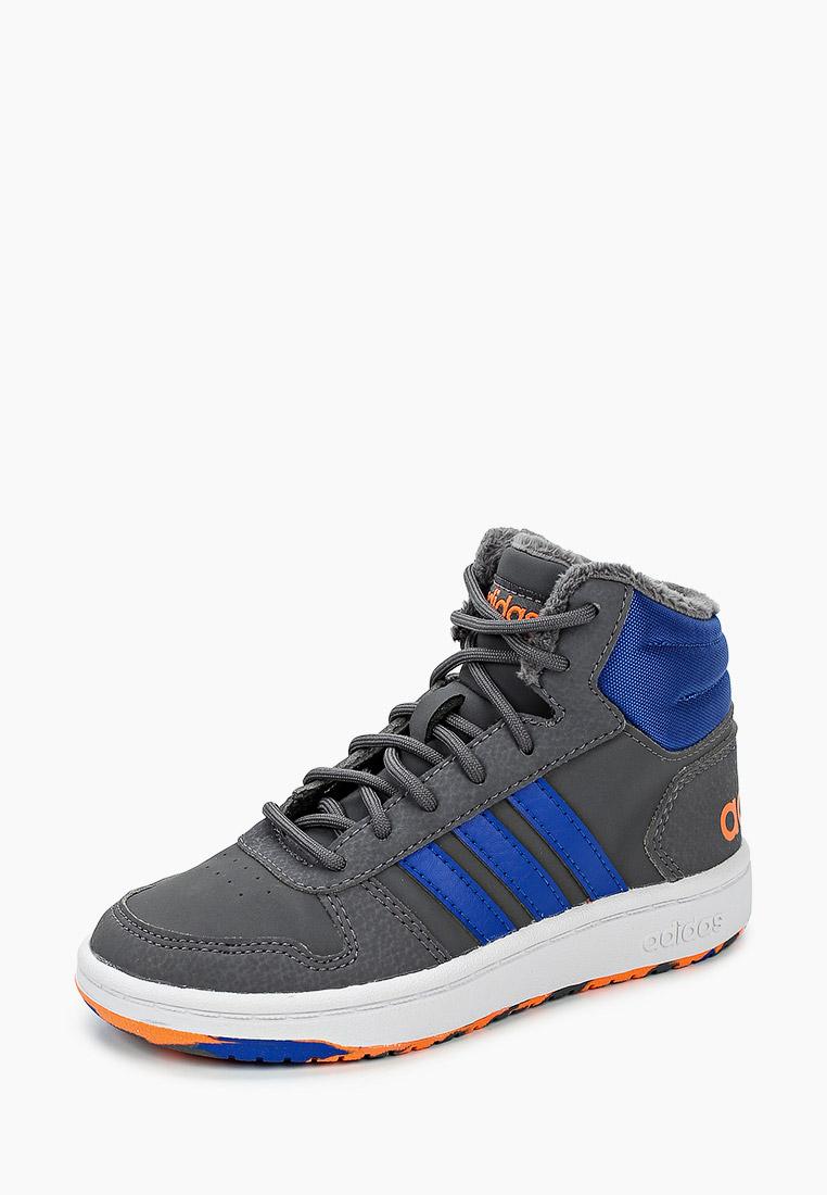 Кеды для мальчиков Adidas (Адидас) FW4278: изображение 2