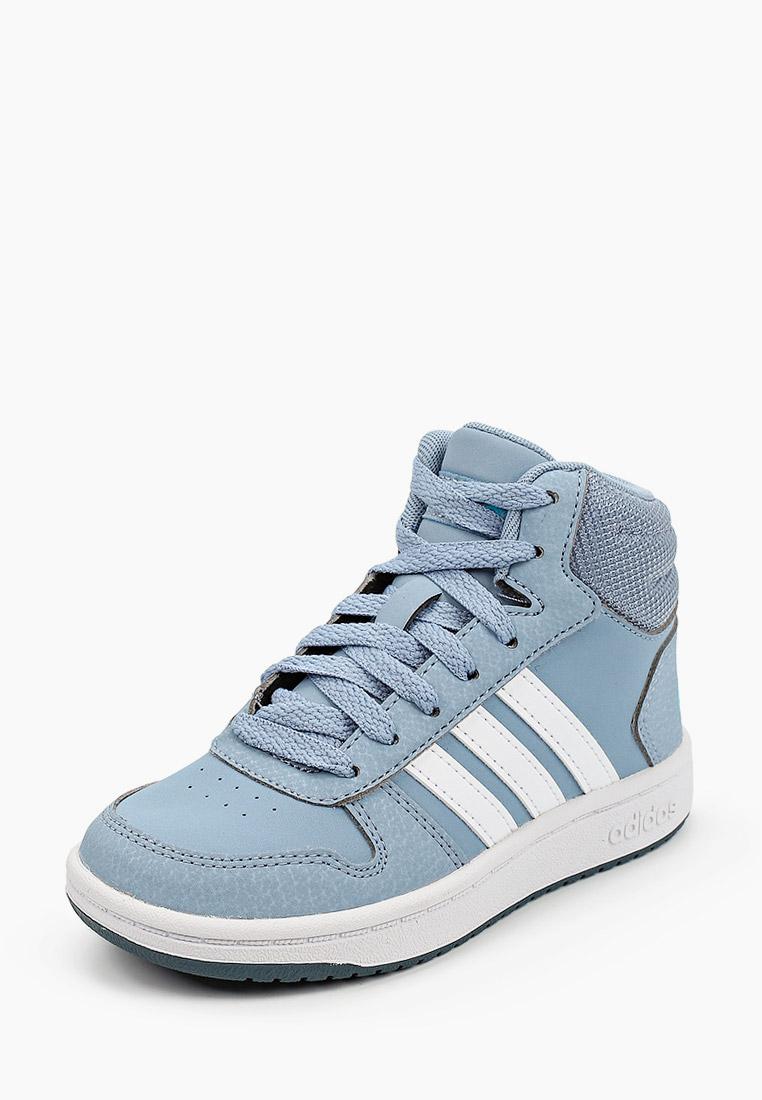 Кеды для мальчиков Adidas (Адидас) FW3158: изображение 2