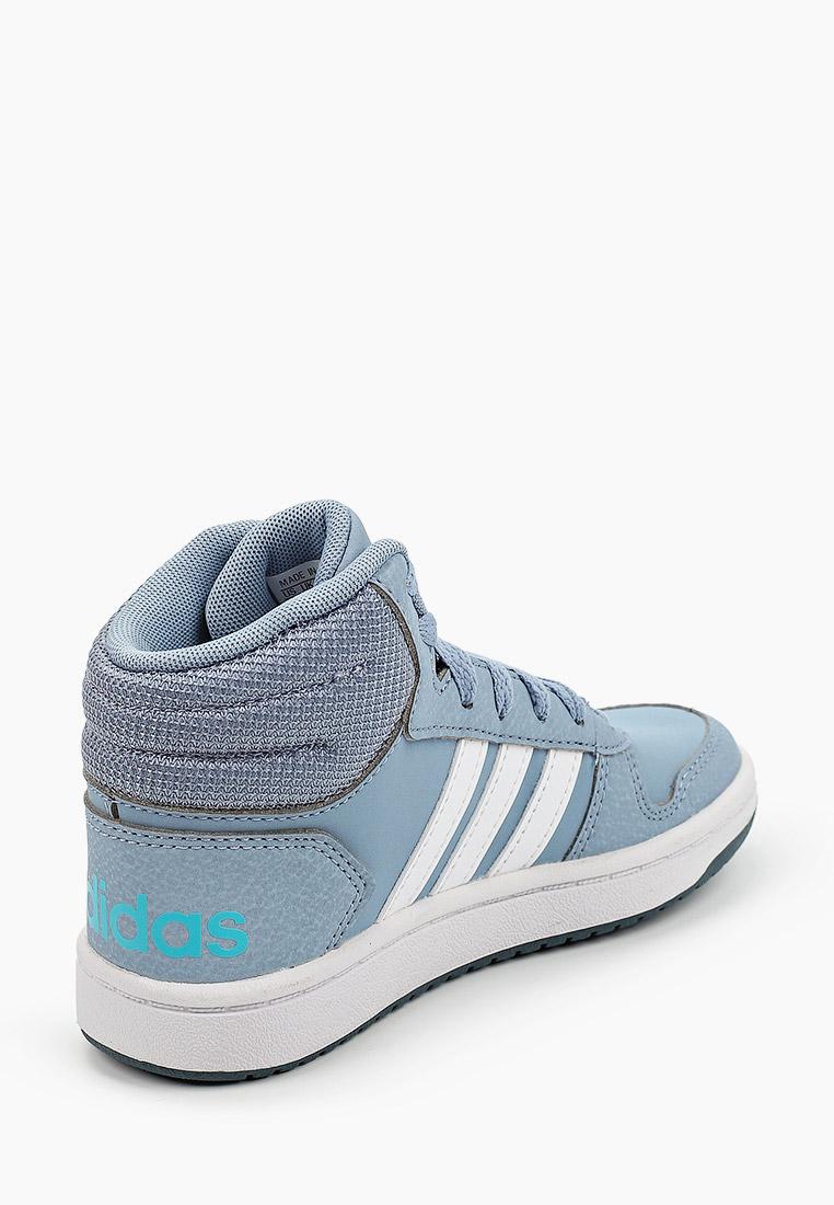 Кеды для мальчиков Adidas (Адидас) FW3158: изображение 3