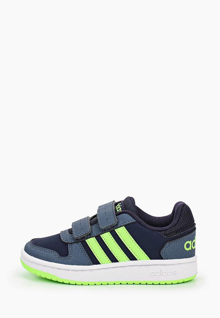 Кеды для мальчиков Adidas (Адидас) FW4930