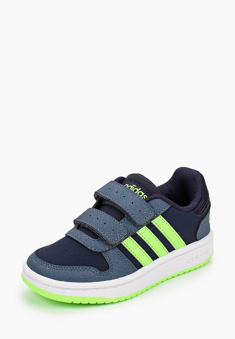 Кеды для мальчиков Adidas (Адидас) FW4930: изображение 2