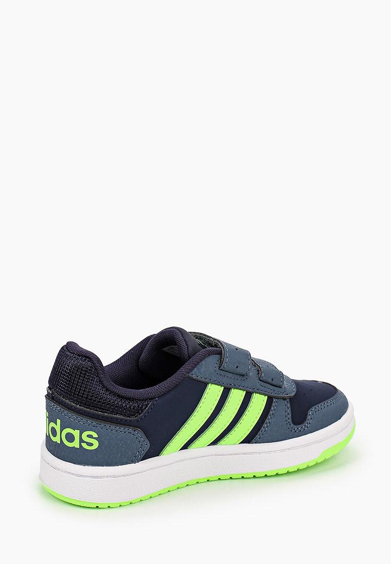 Кеды для мальчиков Adidas (Адидас) FW4930: изображение 3