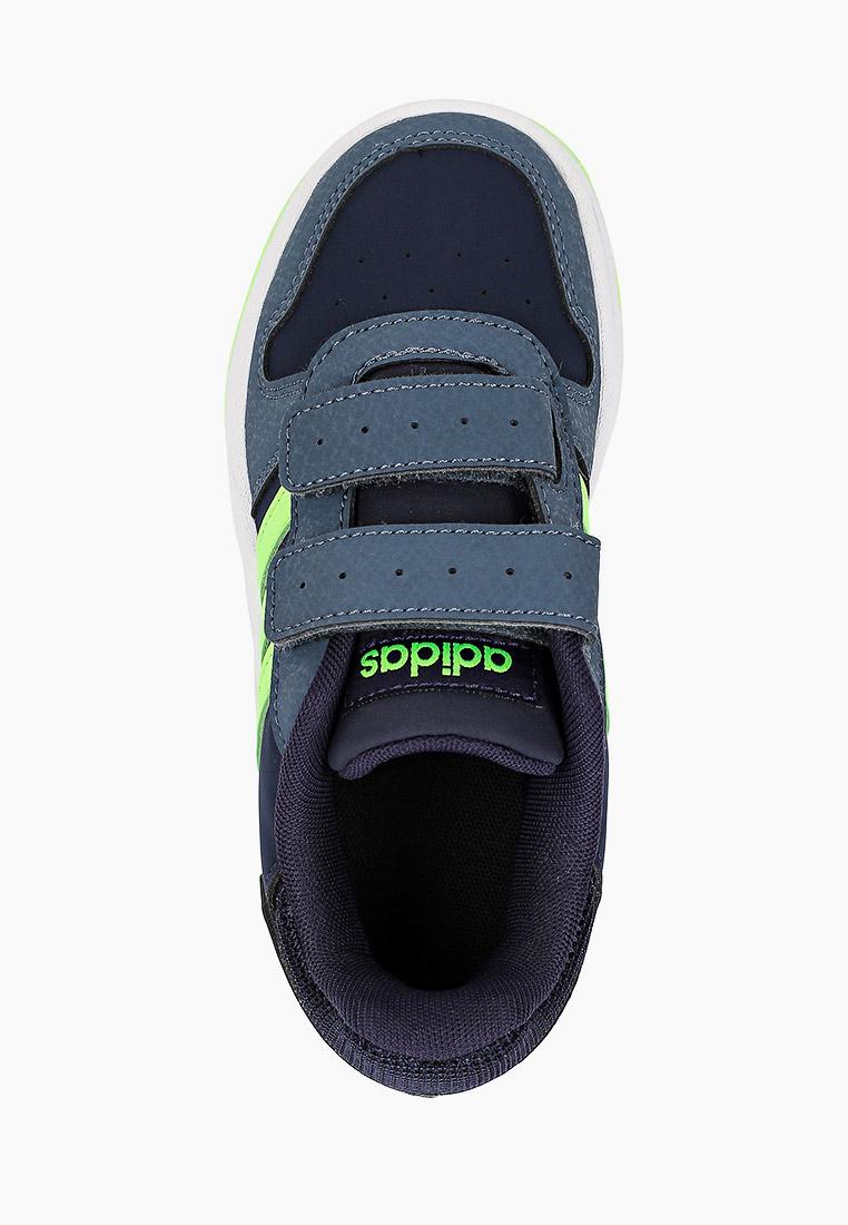 Кеды для мальчиков Adidas (Адидас) FW4930: изображение 4