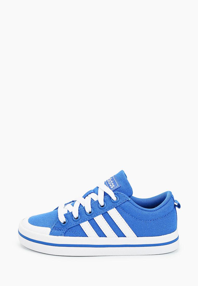 Кеды для мальчиков Adidas (Адидас) FV6534