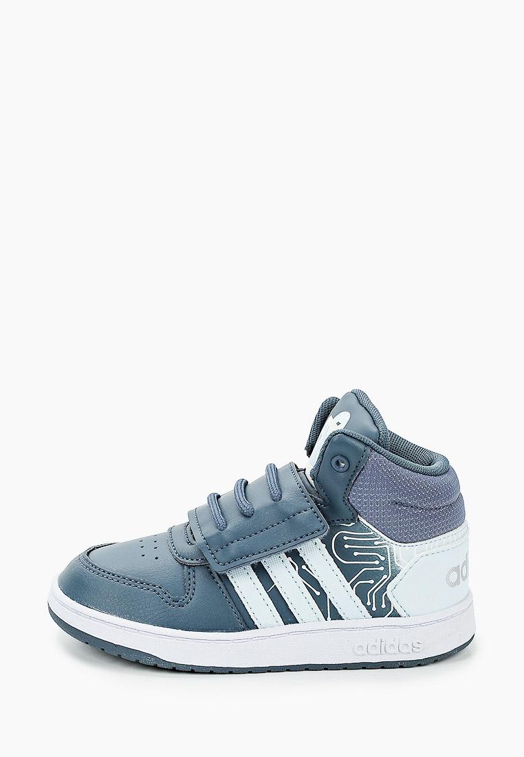Кеды для мальчиков Adidas (Адидас) FW4925