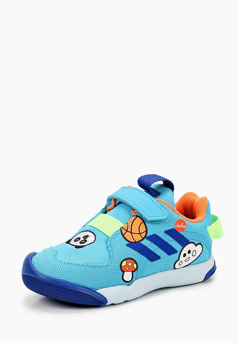 Кроссовки для мальчиков Adidas (Адидас) FW8394: изображение 2