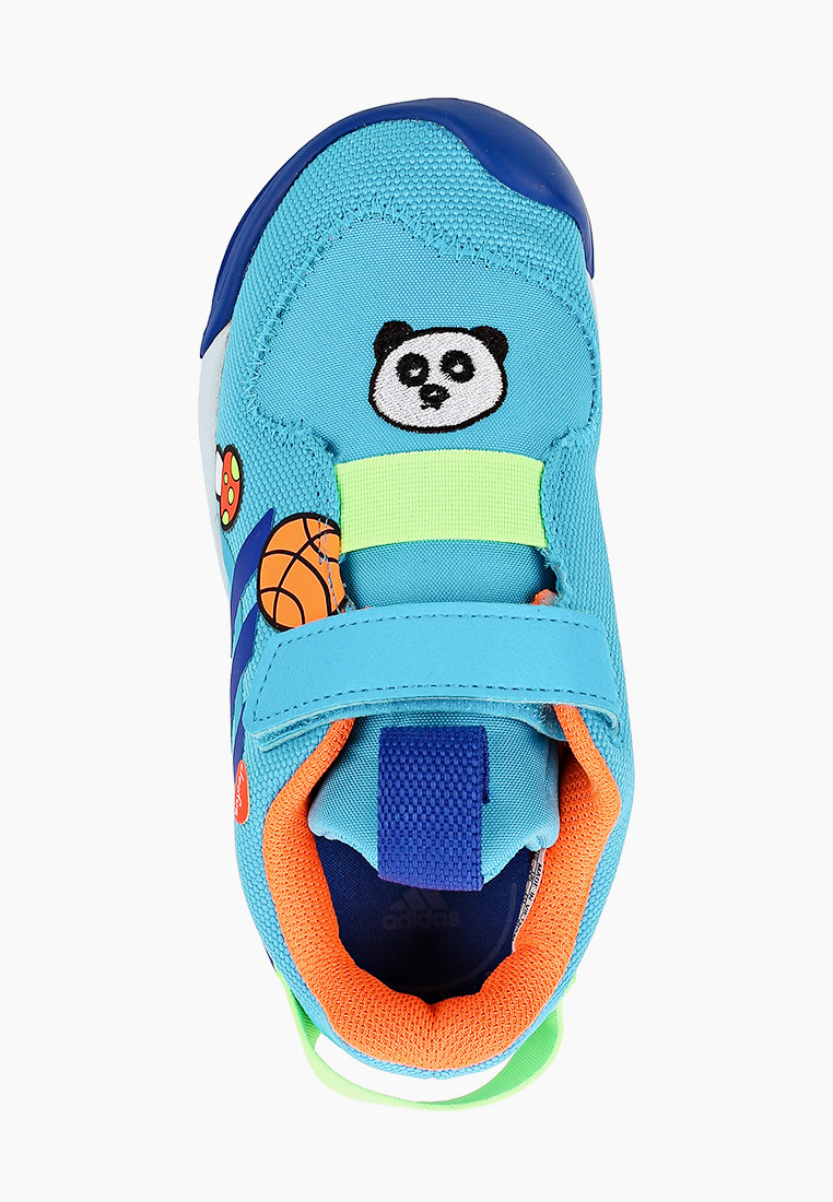 Кроссовки для мальчиков Adidas (Адидас) FW8394: изображение 4