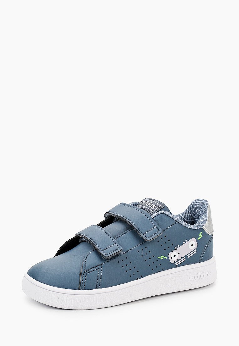 Кеды для мальчиков Adidas (Адидас) FW4953: изображение 2
