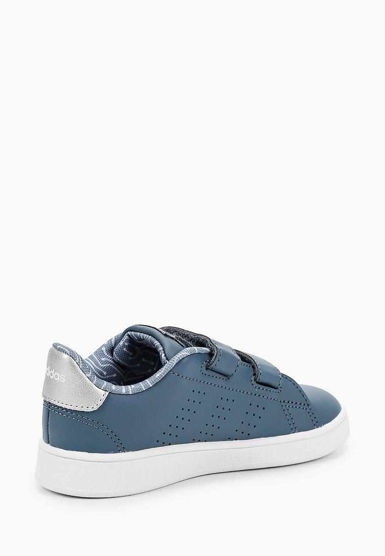 Кеды для мальчиков Adidas (Адидас) FW4953: изображение 3