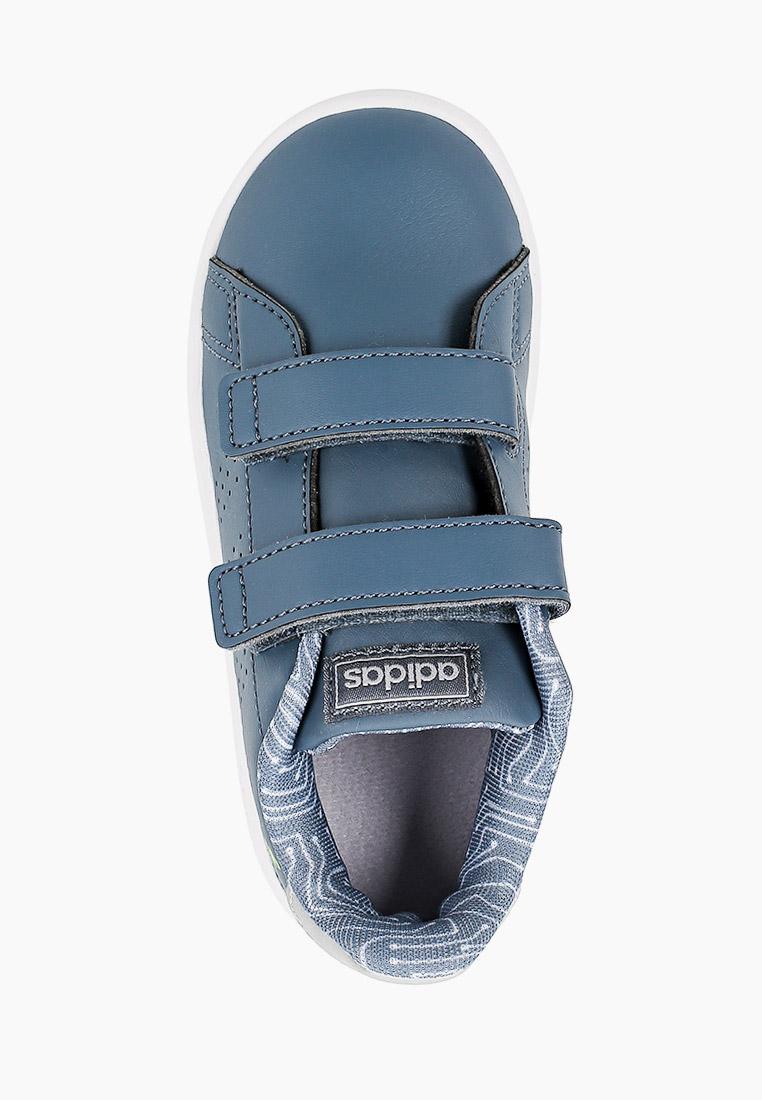 Кеды для мальчиков Adidas (Адидас) FW4953: изображение 4