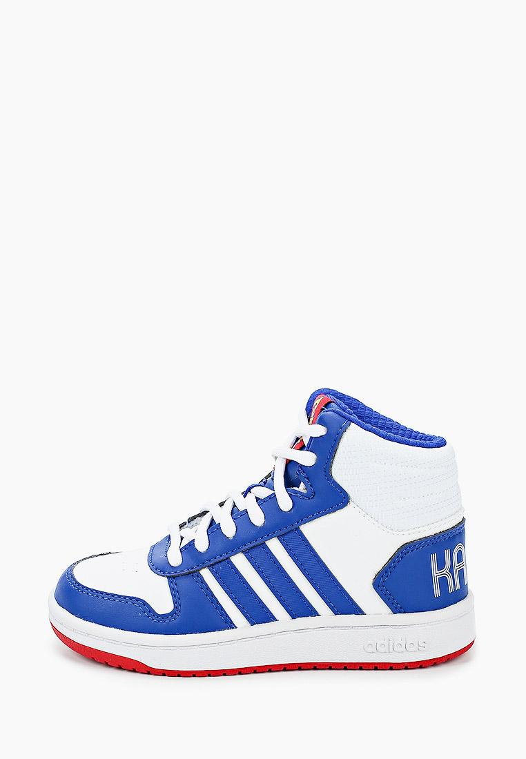 Кеды для мальчиков Adidas (Адидас) FW3167