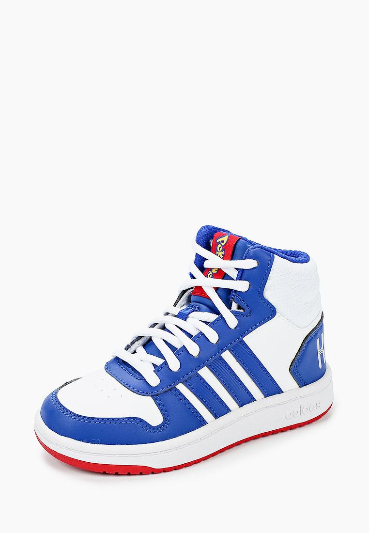 Кеды для мальчиков Adidas (Адидас) FW3167: изображение 2