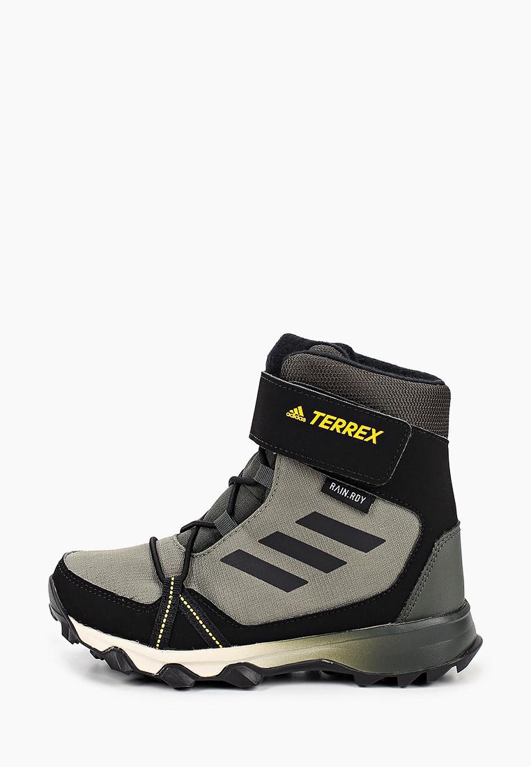 Ботинки для мальчиков Adidas (Адидас) FU7276: изображение 1