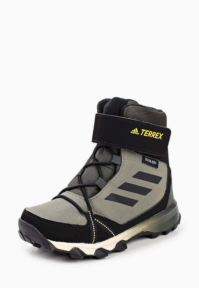 Ботинки для мальчиков Adidas (Адидас) FU7276: изображение 2