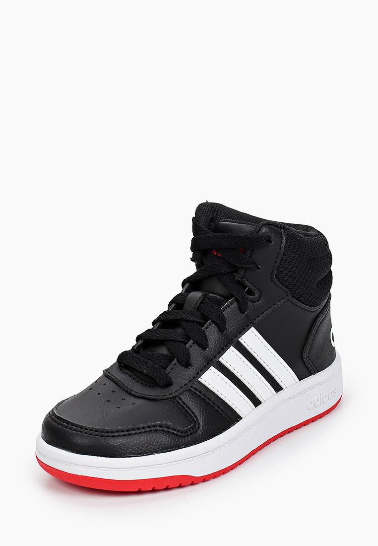 Кеды для мальчиков Adidas (Адидас) FY7009: изображение 2