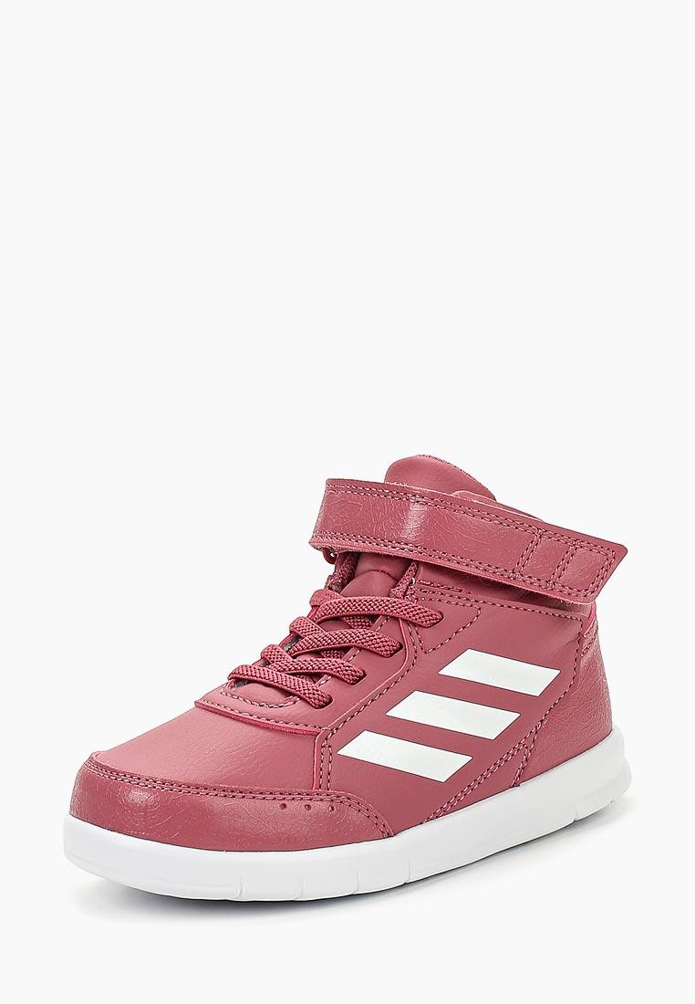 Кеды для девочек Adidas (Адидас) AH2551