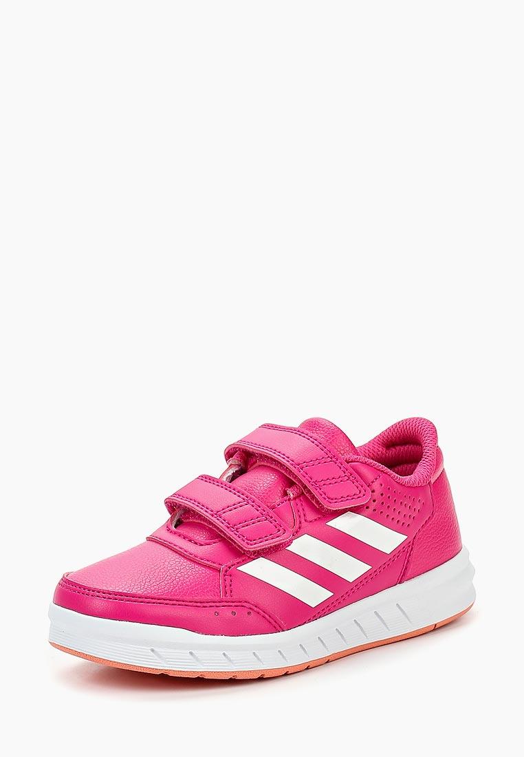 Кеды для девочек Adidas (Адидас) BB9322