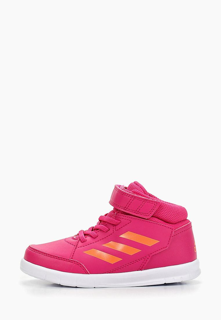 Кеды для девочек Adidas (Адидас) G27128