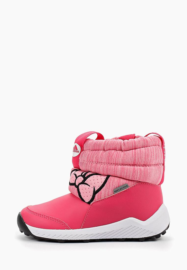 Дутики для девочек  Adidas (Адидас) G27543