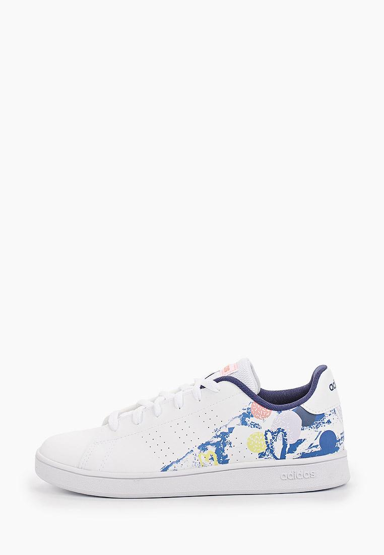 Кеды Adidas (Адидас) EG2000