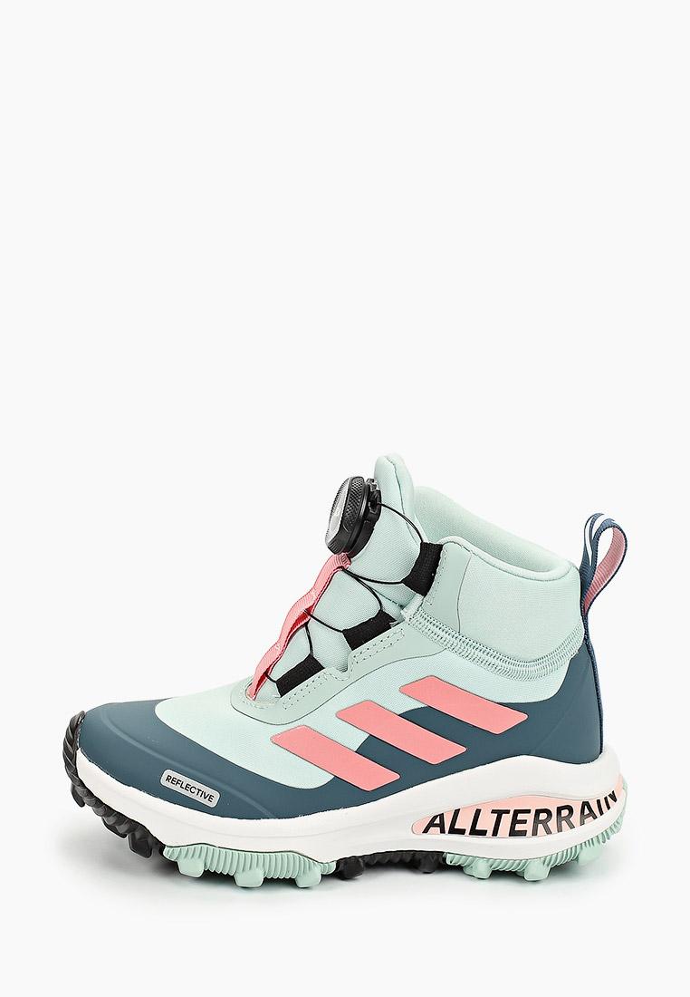 Ботинки для девочек Adidas (Адидас) FV3478