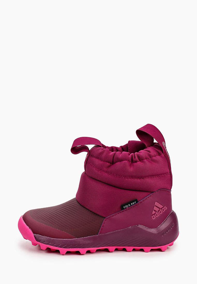 Дутики для девочек  Adidas (Адидас) FV3270: изображение 1