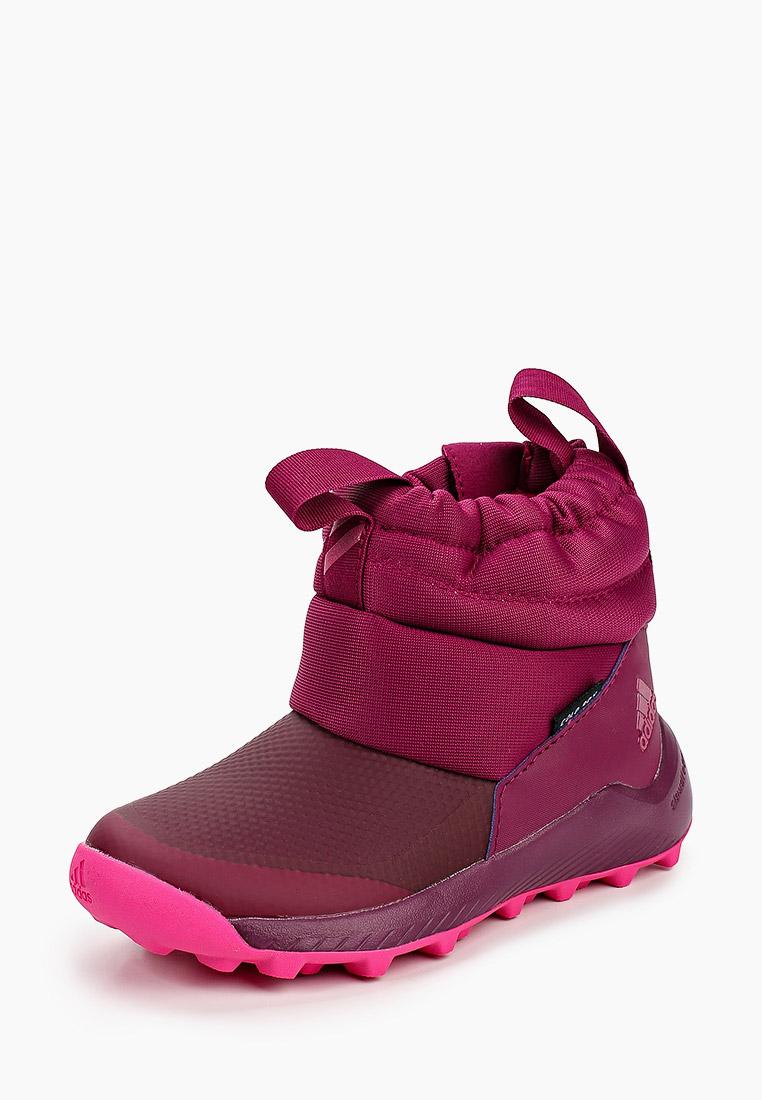 Дутики для девочек  Adidas (Адидас) FV3270: изображение 2