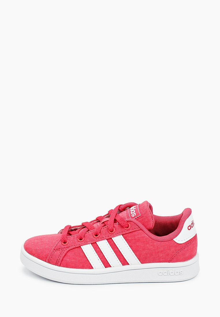 Кеды для девочек Adidas (Адидас) FW3177
