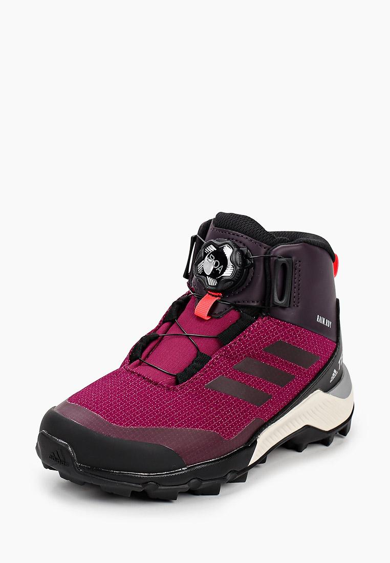Ботинки для девочек Adidas (Адидас) FU7271: изображение 2
