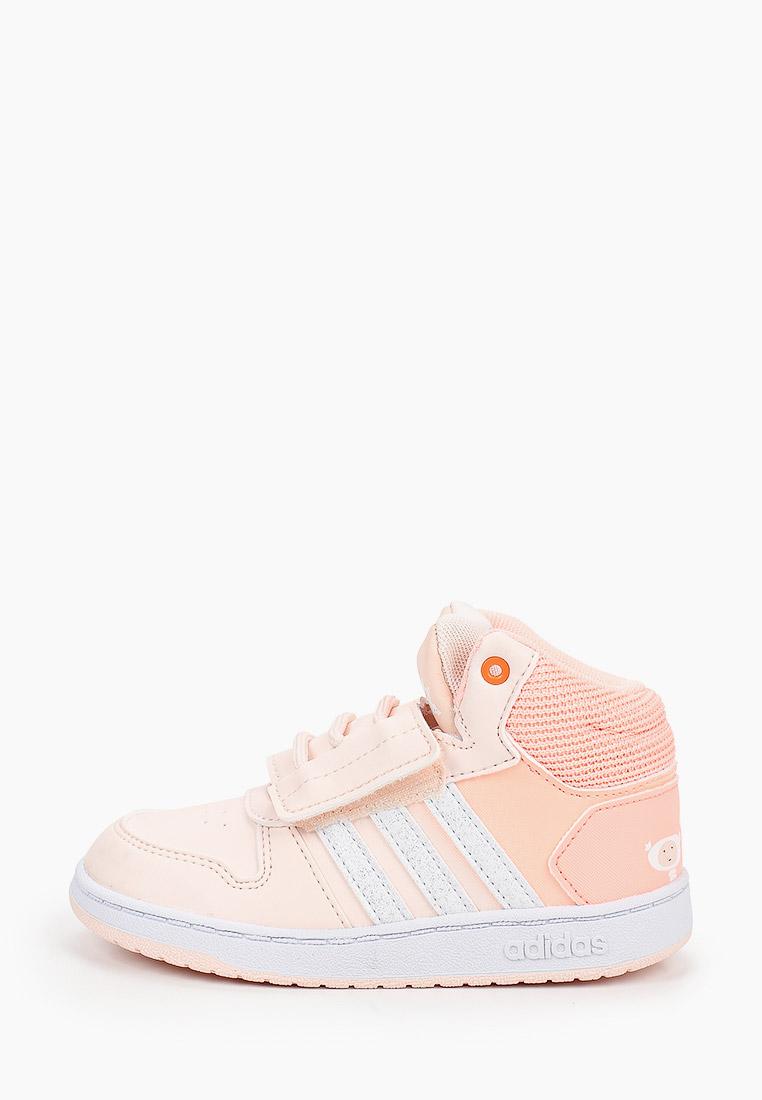 Кеды для девочек Adidas (Адидас) FW4924
