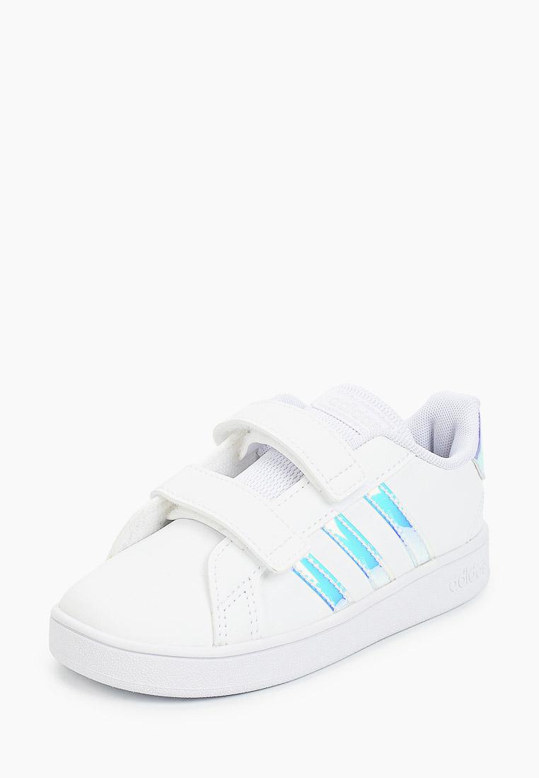 Кеды для мальчиков Adidas (Адидас) FW1276: изображение 2
