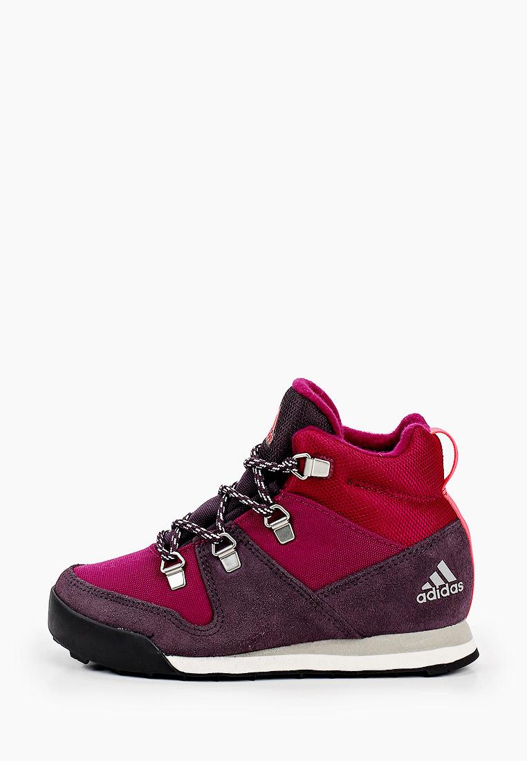 Ботинки для девочек Adidas (Адидас) FU7278