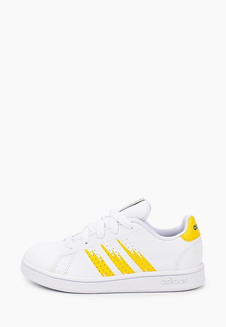 Кеды для девочек Adidas (Адидас) FW3187