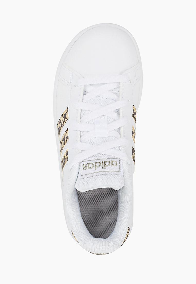 Кеды Adidas (Адидас) FZ3510: изображение 4