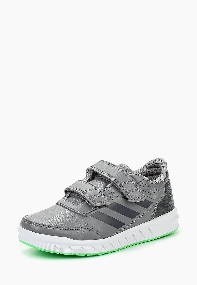 Кеды для мальчиков Adidas (Адидас) B42111