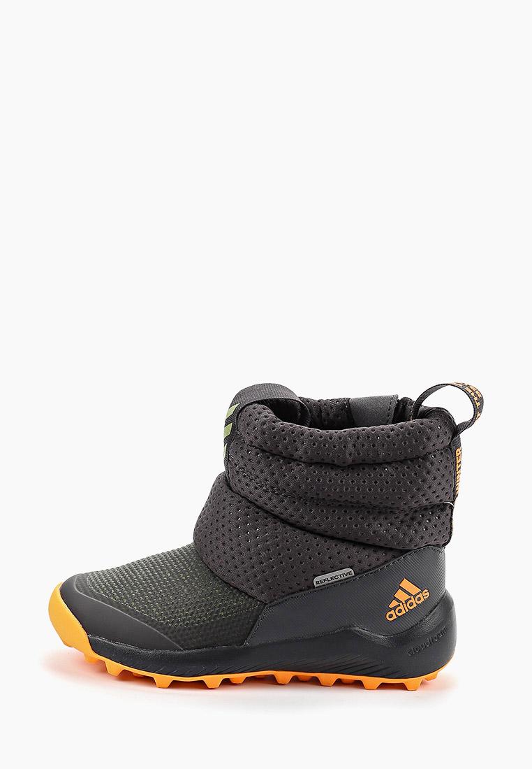 Дутики для девочек  Adidas (Адидас) G27178: изображение 1