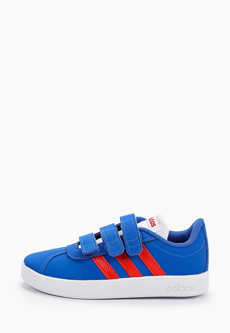 Кеды для девочек Adidas (Адидас) EE6904