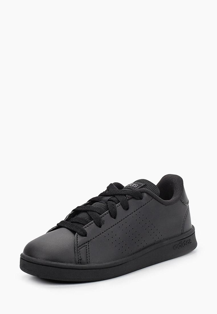 Кеды для мальчиков Adidas (Адидас) EF0212: изображение 2
