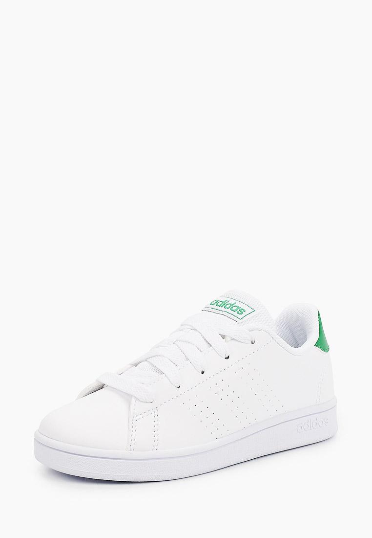 Кеды для мальчиков Adidas (Адидас) EF0213: изображение 2