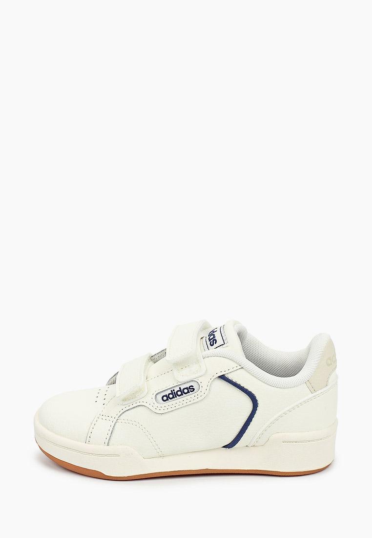 Кеды для девочек Adidas (Адидас) FW3287
