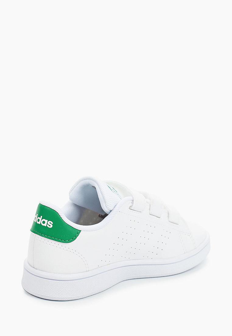 Кеды для мальчиков Adidas (Адидас) EF0223: изображение 3